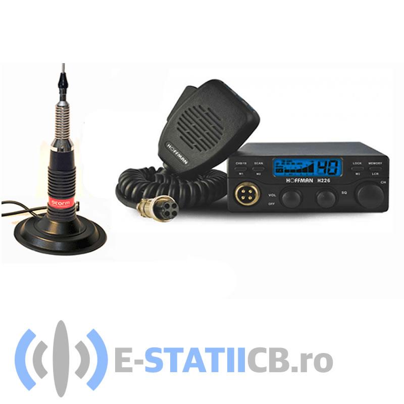 Înlătură termen: Hoffman H226 + Antena ML-145 Hoffman H226 + Antena ML-145