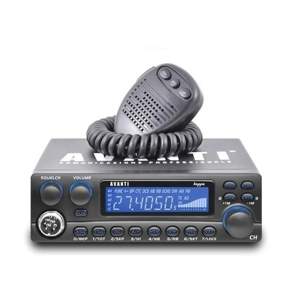 Statie-radio-CB-Avanti-Kappa-20W